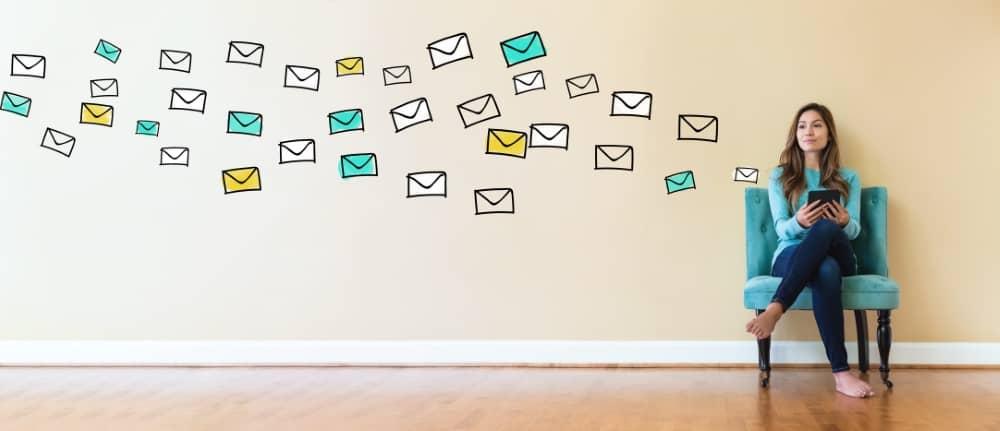 emailing eshop