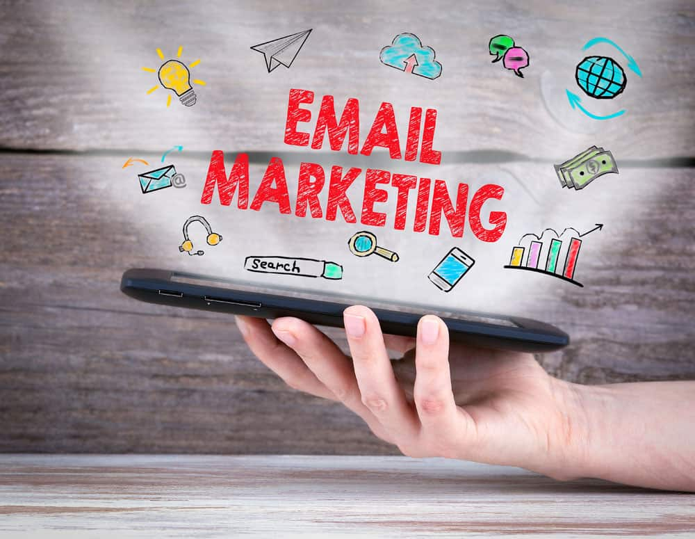email marketing pre eshop
