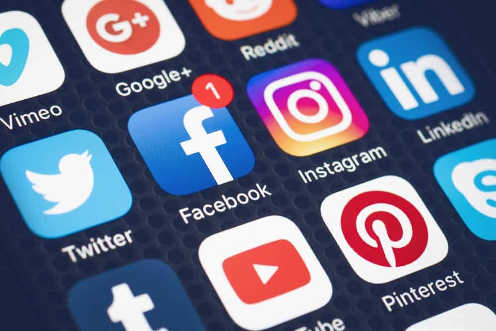 propagácia eshopu sociálne siete